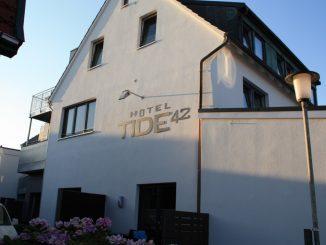Hotel Tide 42 auf Borkum